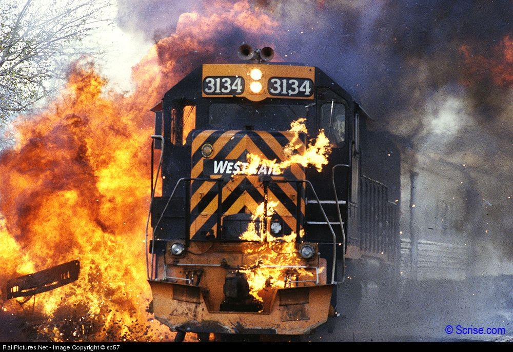 Photo SCRX 3134 Santa Clarita Railroad