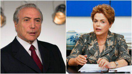 Qual petição você assina: a favor ou contra o impeachment da Dilma?