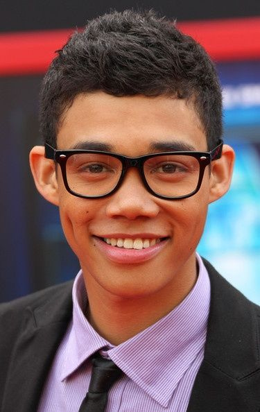 From The Diviners By Libba Bray: Roshon Fegan As Gabriel