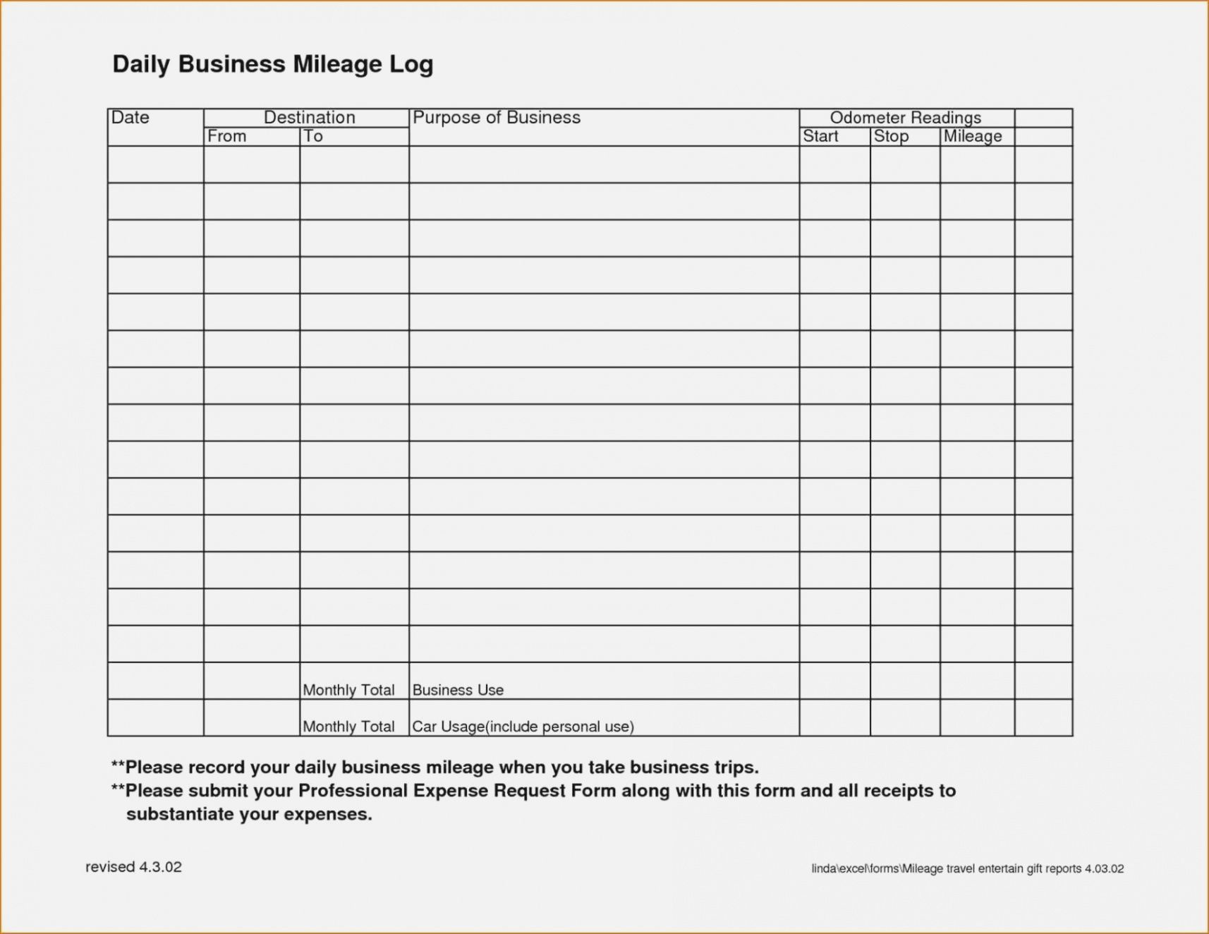 Printable Simple Guidance For You In Realty Executives Mi Vehicle Expense Log Template Word In 2021 Book Template Proposal Templates Resume Examples