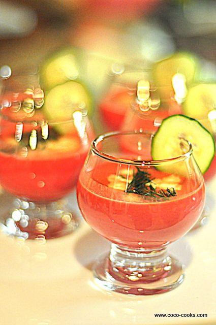 Post image for Chilled Summer Borscht