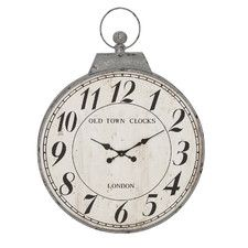 Orson Wall Clock