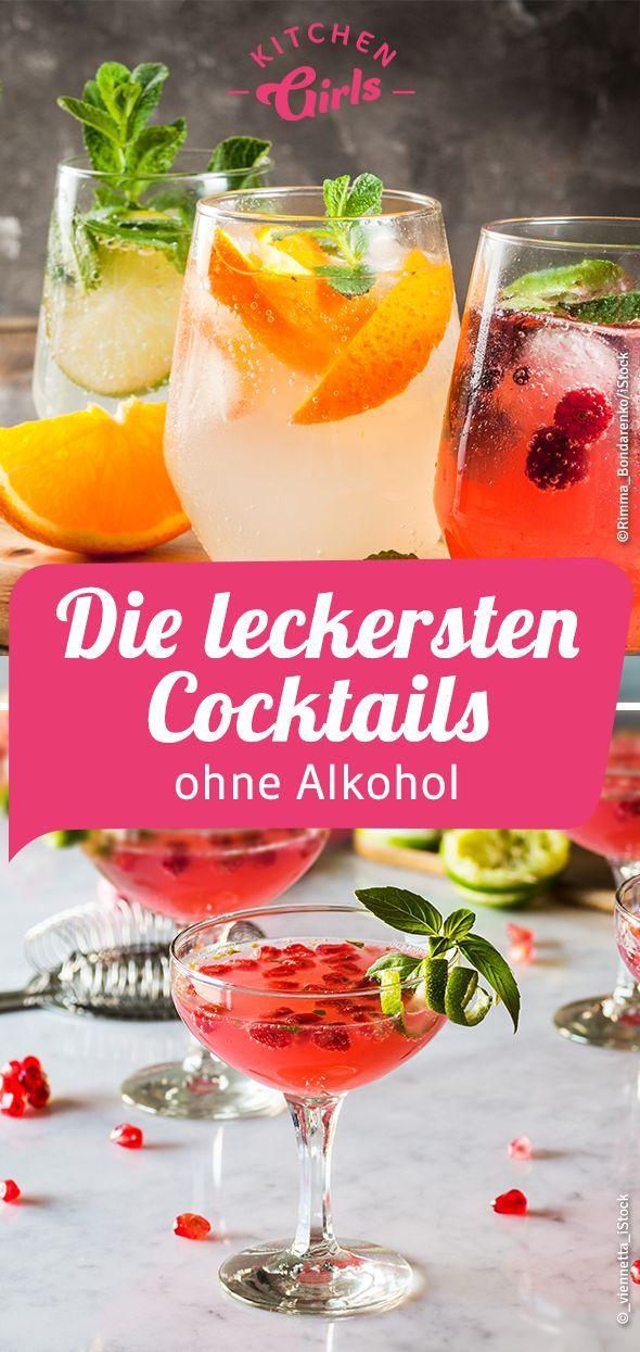 Die Besten Cocktails Ohne Alkohol Alkohol Besten Cocktails Die Ohne Einfache Cocktails Mit Alkohol Alkoholfreie Cocktails Beste Cocktails