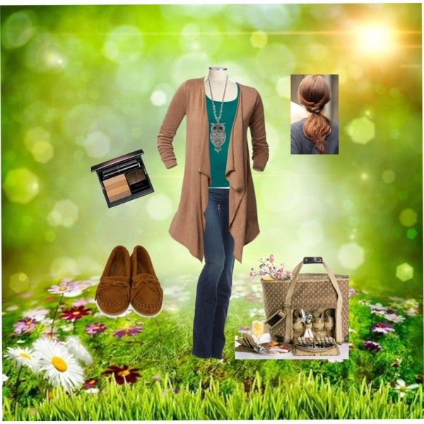 early spring picnic - Polyvore