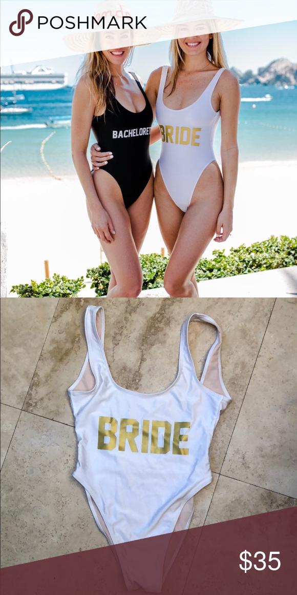 White Party Bikini And Private Gold Bride DWY29HEI