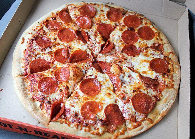 little caesars hot n ready pepperoni pizza e a t s fast food pinterest pepperoni. Black Bedroom Furniture Sets. Home Design Ideas