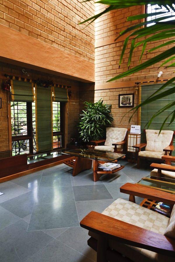 Kerala House Interior Design: Chitra Vishwanath #interiordesignindia