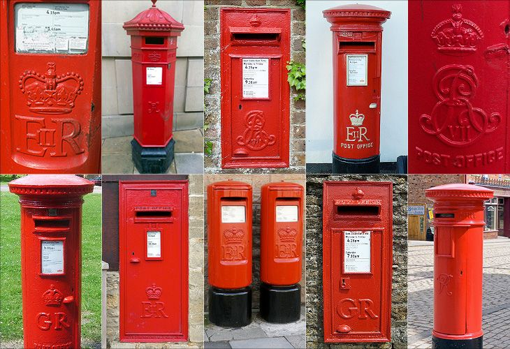 Royal Mail Postboxes Flickr Group Post Box Designs Mailbox Design Post Box