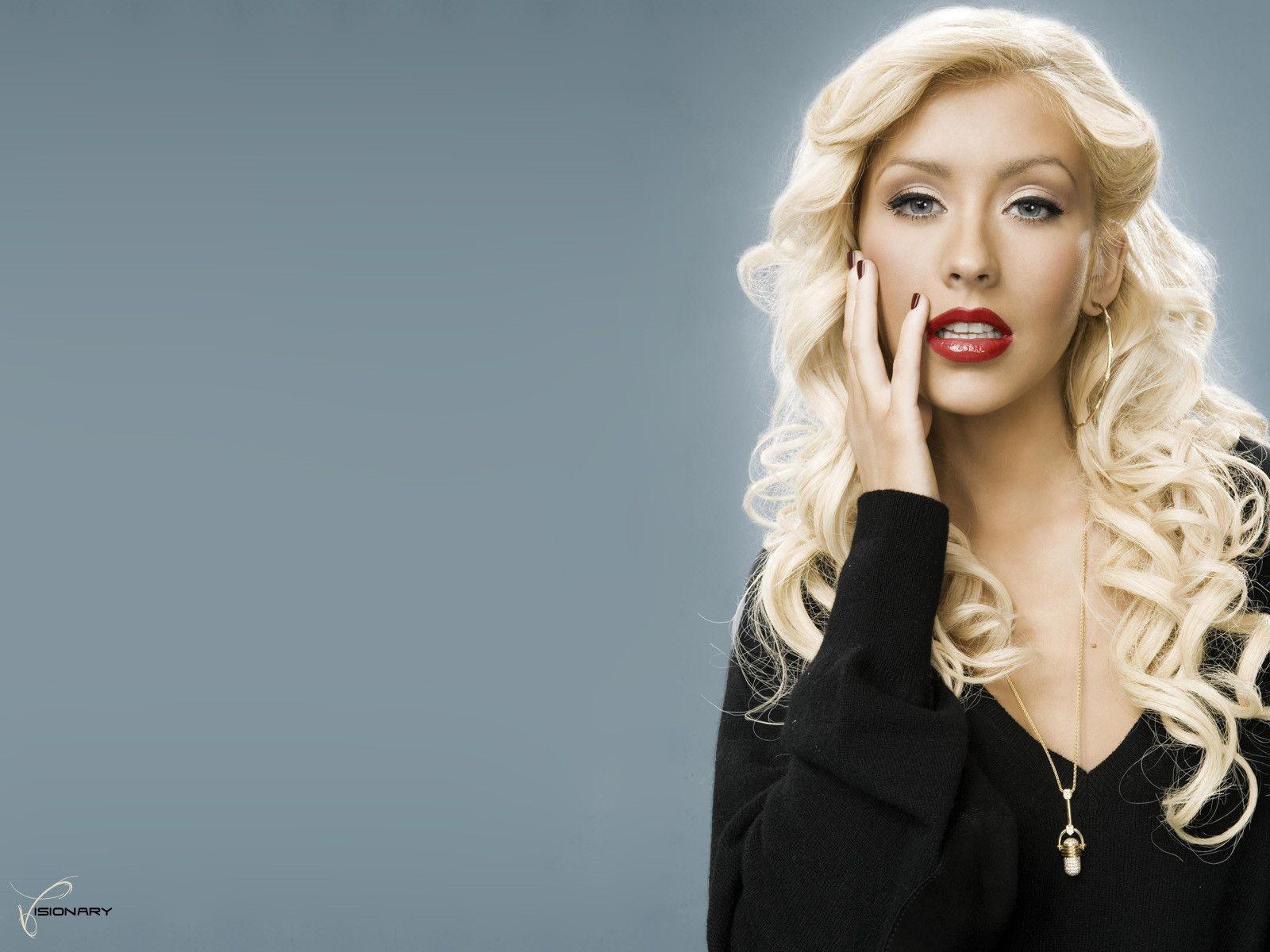 Christina Aguilera Wallpaper for Desktop