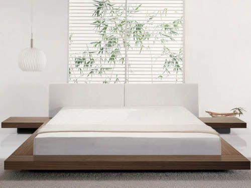 Decoracion De Dormitorios Estilo Japones Zen Platform Bed Designs Japanese Style Bedroom Modern Platform Bed
