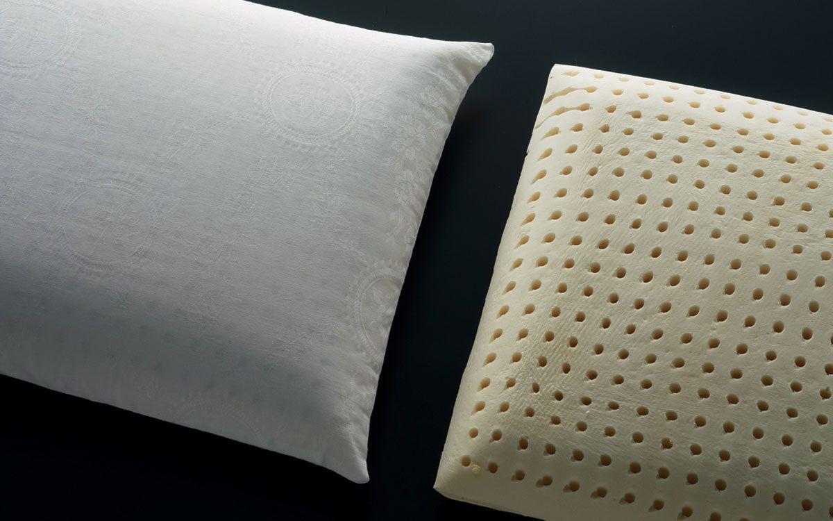 Cuscino Schiuma Di Lattice.Pin Su Flou Pillows And Mattresses