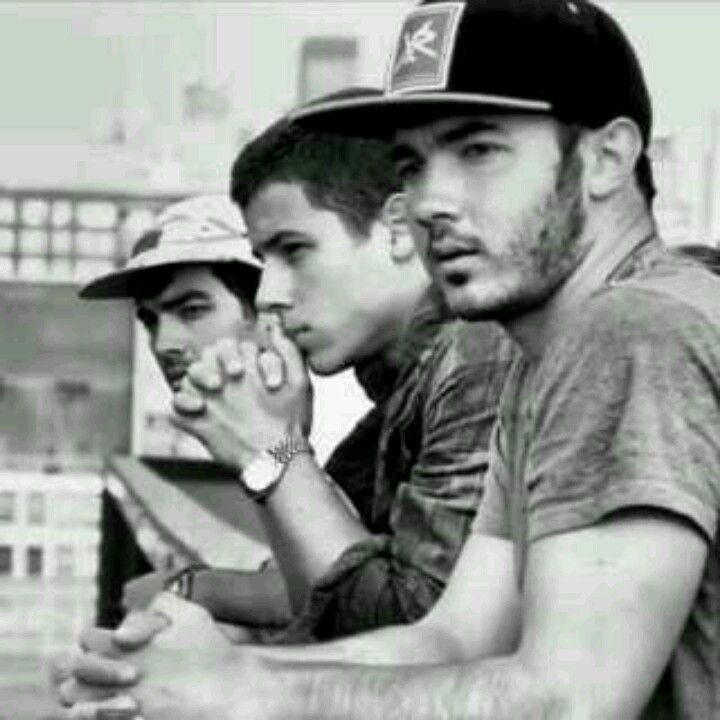 the jo bros. ♥♥