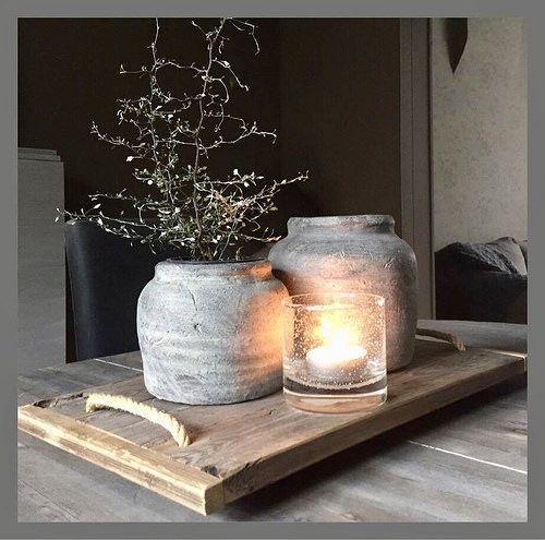 Ein Blick nach innen auf Chantal auf www.dewemelaer.nl – Stefanie Hack #rustikaleweihnachtentischdeko