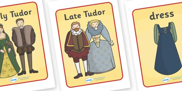 The Tudors Display Posters - Tudors, Henry, history, Henry VIII, display, poster, banner, sign, Tudor, England, Queen Elizabeth I, Church of England, reformation