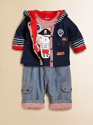 13cf247a752d Boy Clothing. Sweatshirts. expensivebabyclothes Pirate Baby