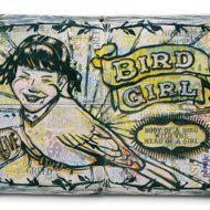 Bird Girl by ilena finocchi ilenaf.com