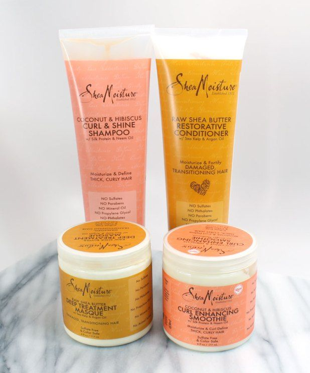 My Sheamoisture Hair Cocktail With Images Shea Moisture