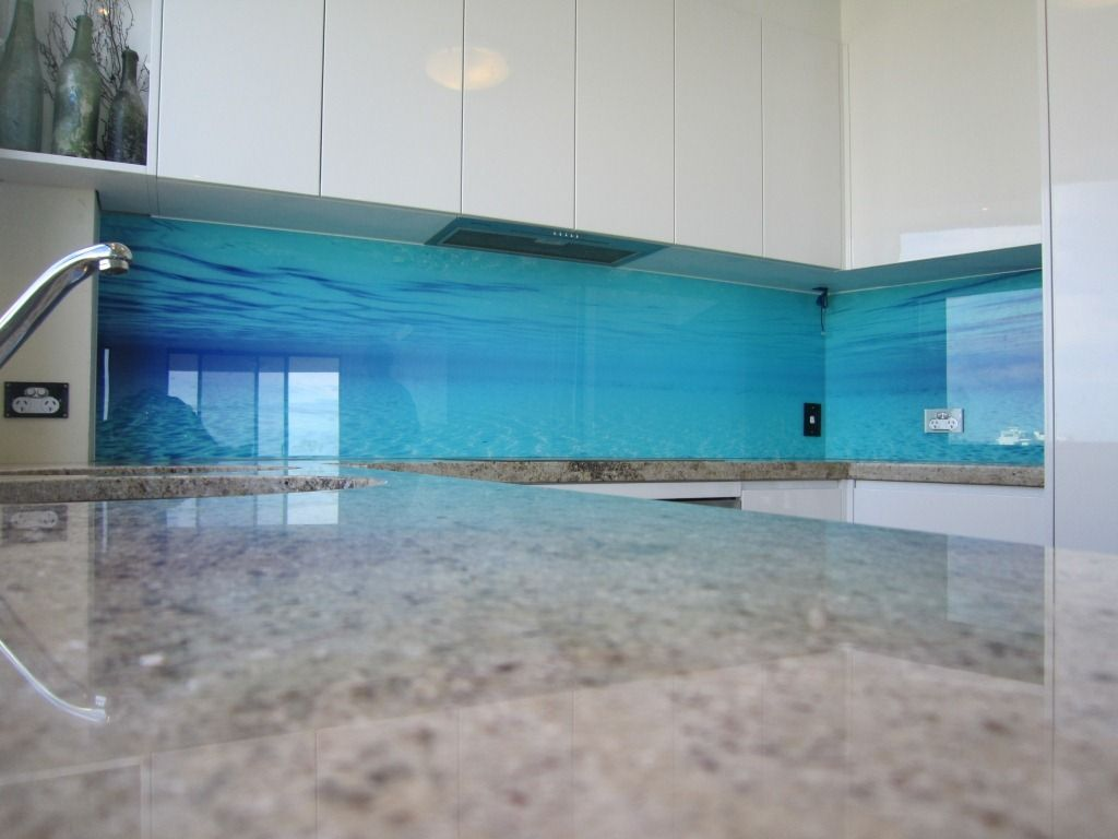 Printed Glass Gallery - Glass Splashbacks Gold Coast | In Glass ...