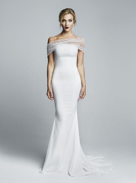 20 Of The Sweetest Off Shoulder Wedding Dresses