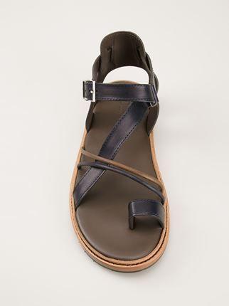 0264ac99912ff0 Dior Homme Strap Sandals - Gente Roma - Farfetch.com