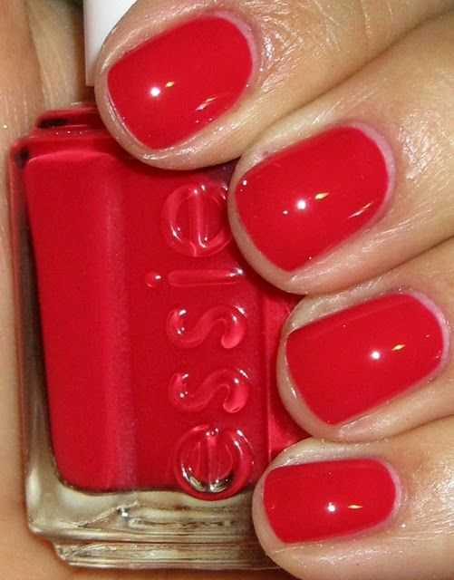 Essie: Lollipop... best holiday nail color- from the 4th to ...