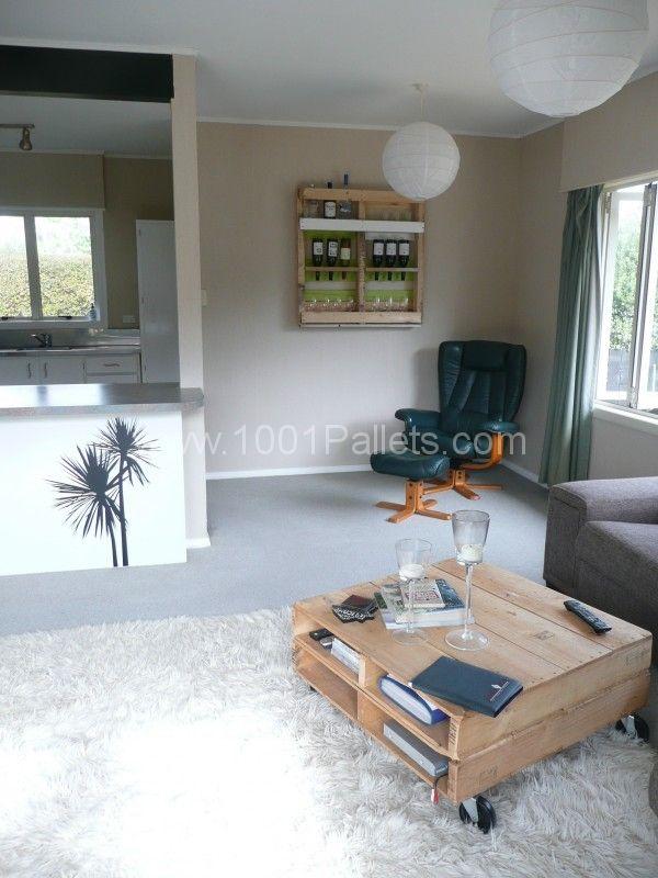 Pallets Lounge furnitures | 1001 Pallets