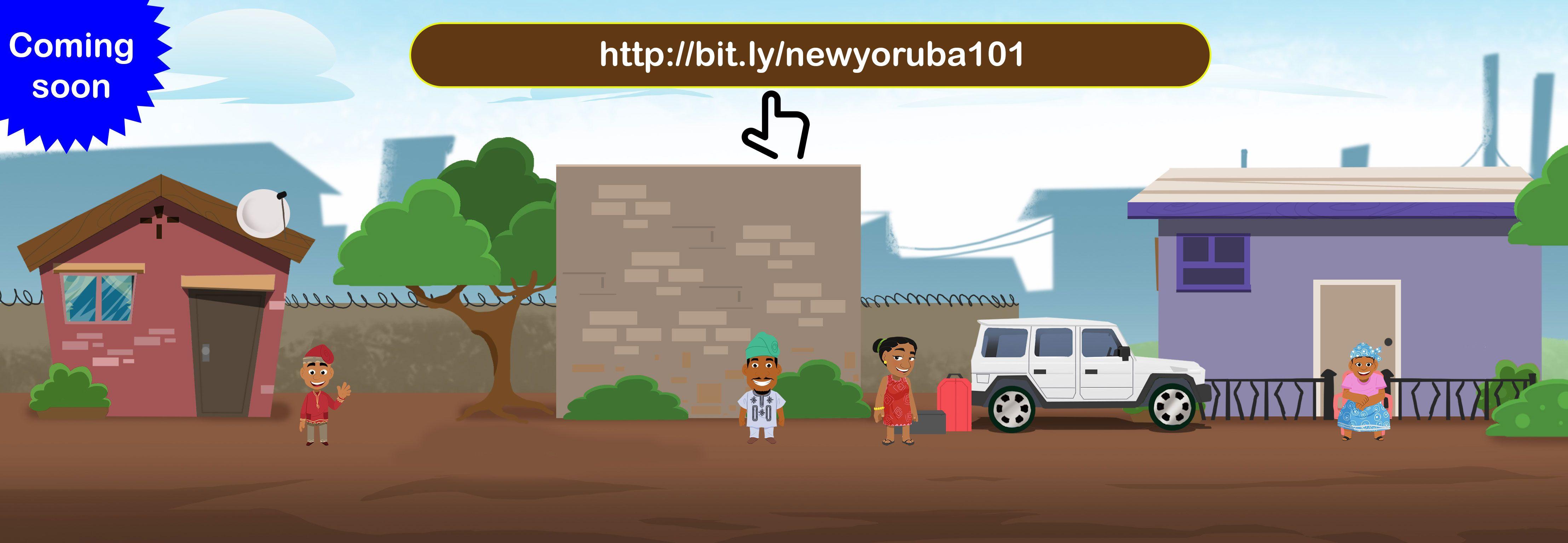 New Yoruba101 App Kids learning, Help kids learn, App