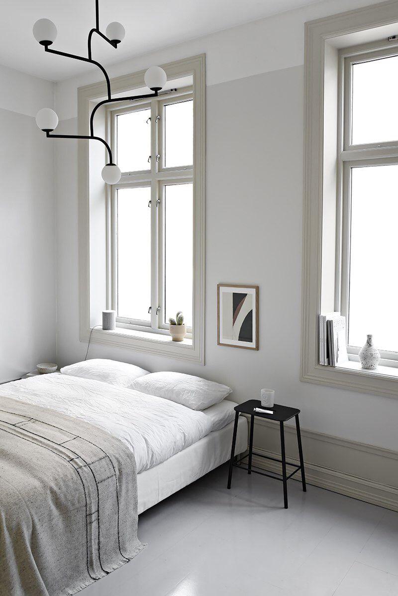 Minimalism Interior, Bedroom