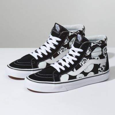 53d9e3b688 Skulls Sk8-Hi Reissue Vans High Tops Mens