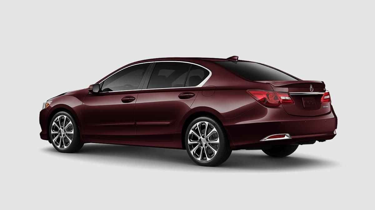 Acura Rlx Sport Hybrid With Advance Package 0 60 5s 370hp Gas Three Electric Engines Superb Performance Luxury For The Price