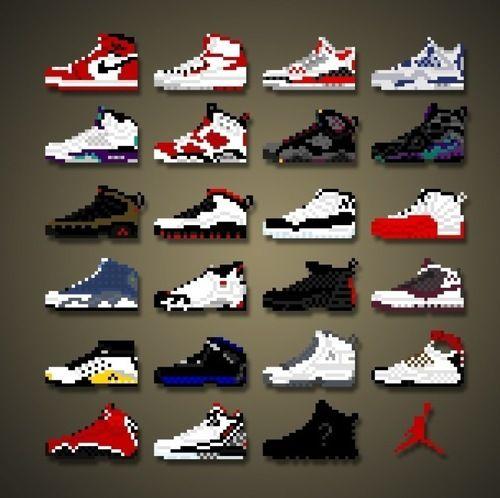 jordan shoe collection