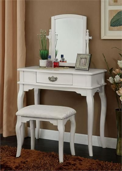 Vanity Table With Mirror Ideas