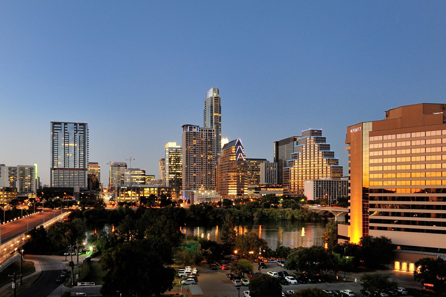 Apartments Near Downtown Austin The Perfect Balance of ...