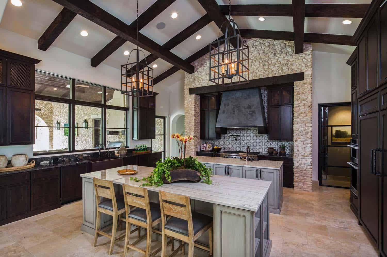 Home Tour Mediterranean Style Villa Boasting Stylish Interiors In
