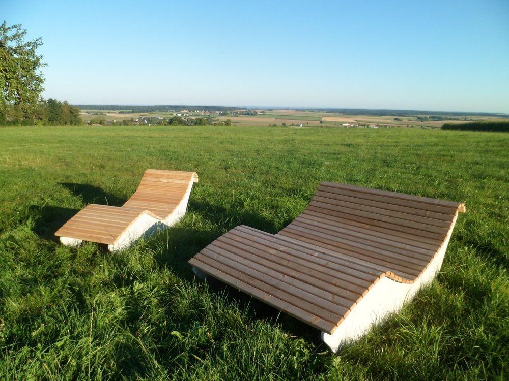 Relaxliege In Garten Terrasse Mobel Liegen Ebay