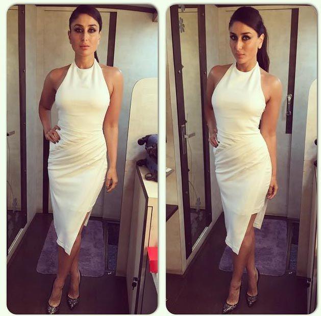 Kareena Kapoor at Bajrangi Bhaijaan trailer launch. # ...