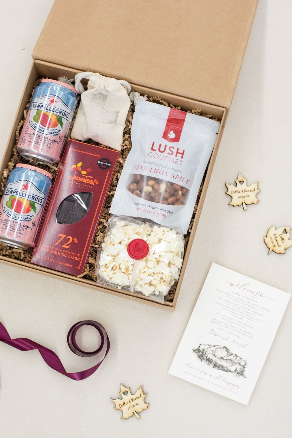 Top Wedding Welcome Gift Box Designs Of 2018 In 2019 Small
