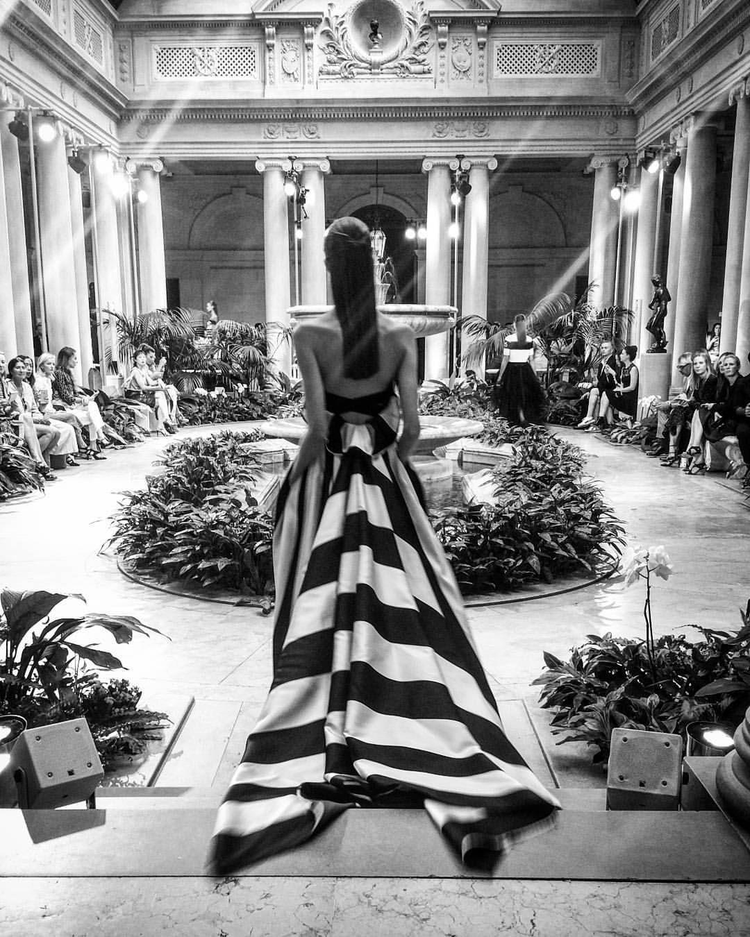 NY Fashion Week by: @edmondalison