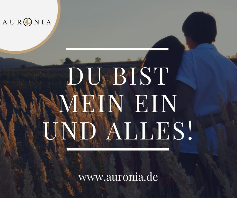 Top Du bist mein Ein und Alles. Sprüche / Liebe / Hochzeit / Beziehung #RX_87