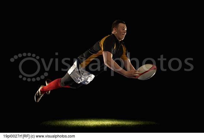 Silhouette Rugby Ball Photography Google Search