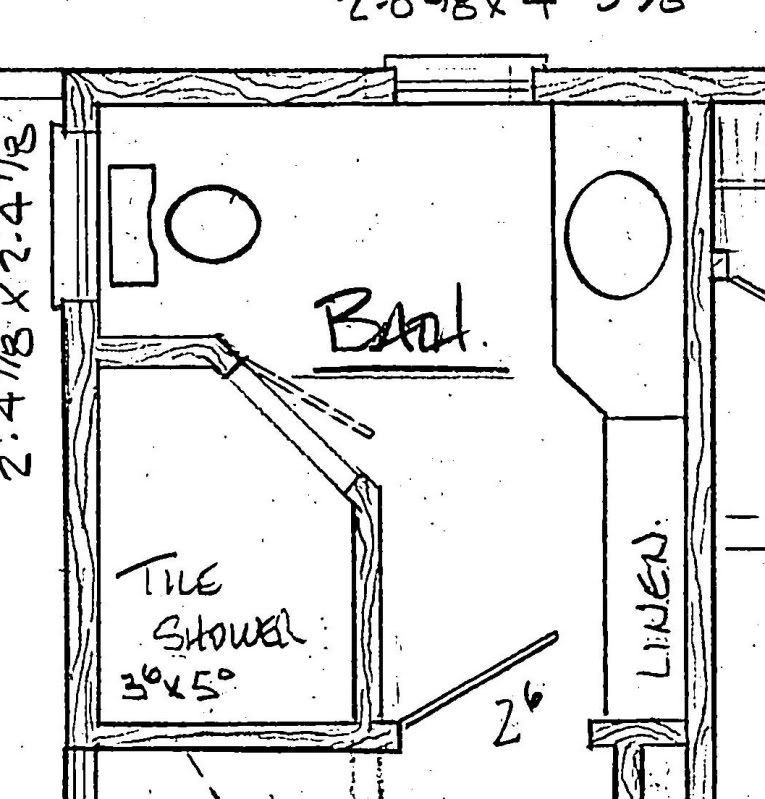 Photo of Opinions on continuity of bathroom fixtures please