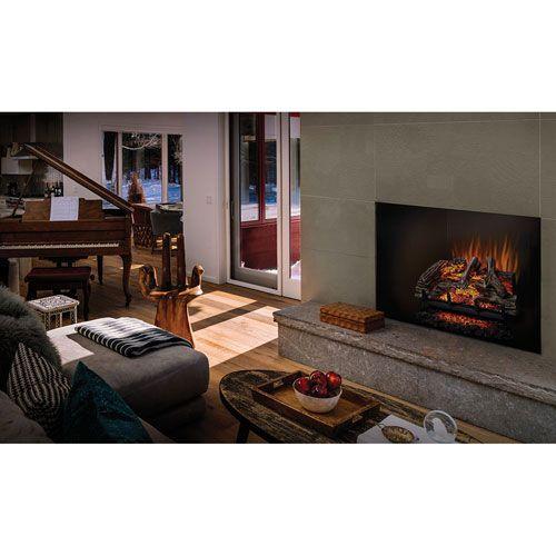 Napoleon Fireplaces Napnefi27h Woodland 27 Inch Electric Log Set