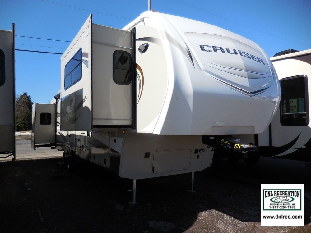 2015 Cruiser 362FL available at DNL Recreation in