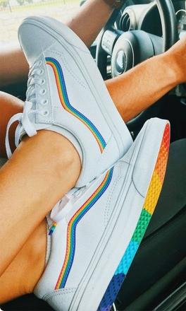 Vans   Rainbow   Pride