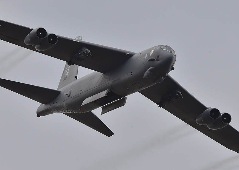 The U S Air Force Has Announced That In Addition To B 1b Lancer Supersonic Bombers And B 2 Spirit Stealth Bomb B 52 Stratofortress Us Bombers Air Force Bomber