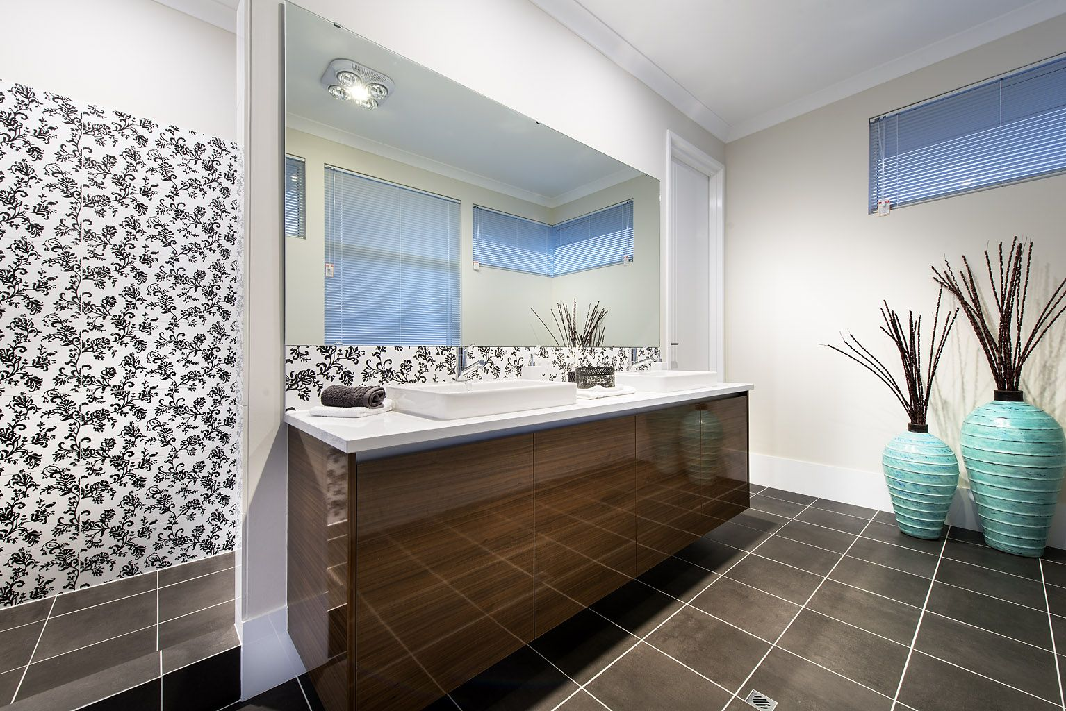 Beautiful Bathrooms Perth the schofield © ben trager homes | perth display home | master