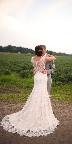 18299220c3b1 Dresses that are beautiful even in back. beautiful rustic wedding gowns 2  ...