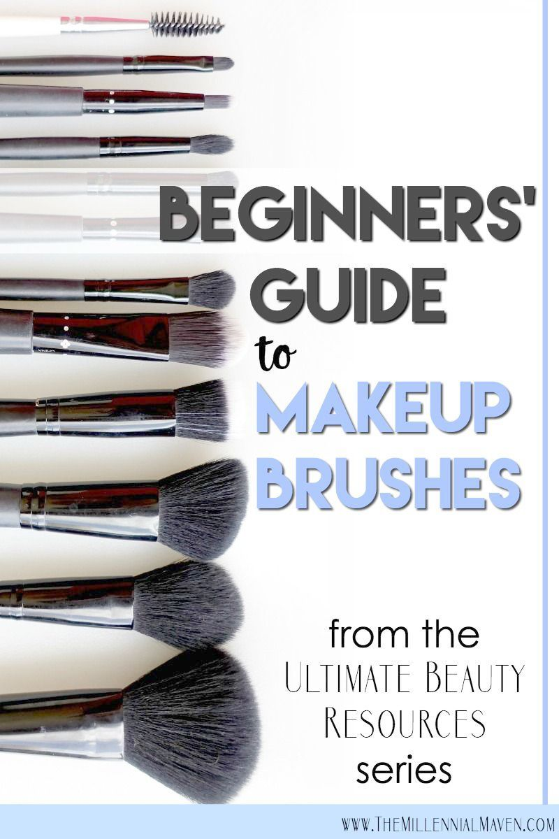 Photo of Makeup Brushes Made Of her Makeup Brush Cleaner Miracleaner off Makeup Brushes C…