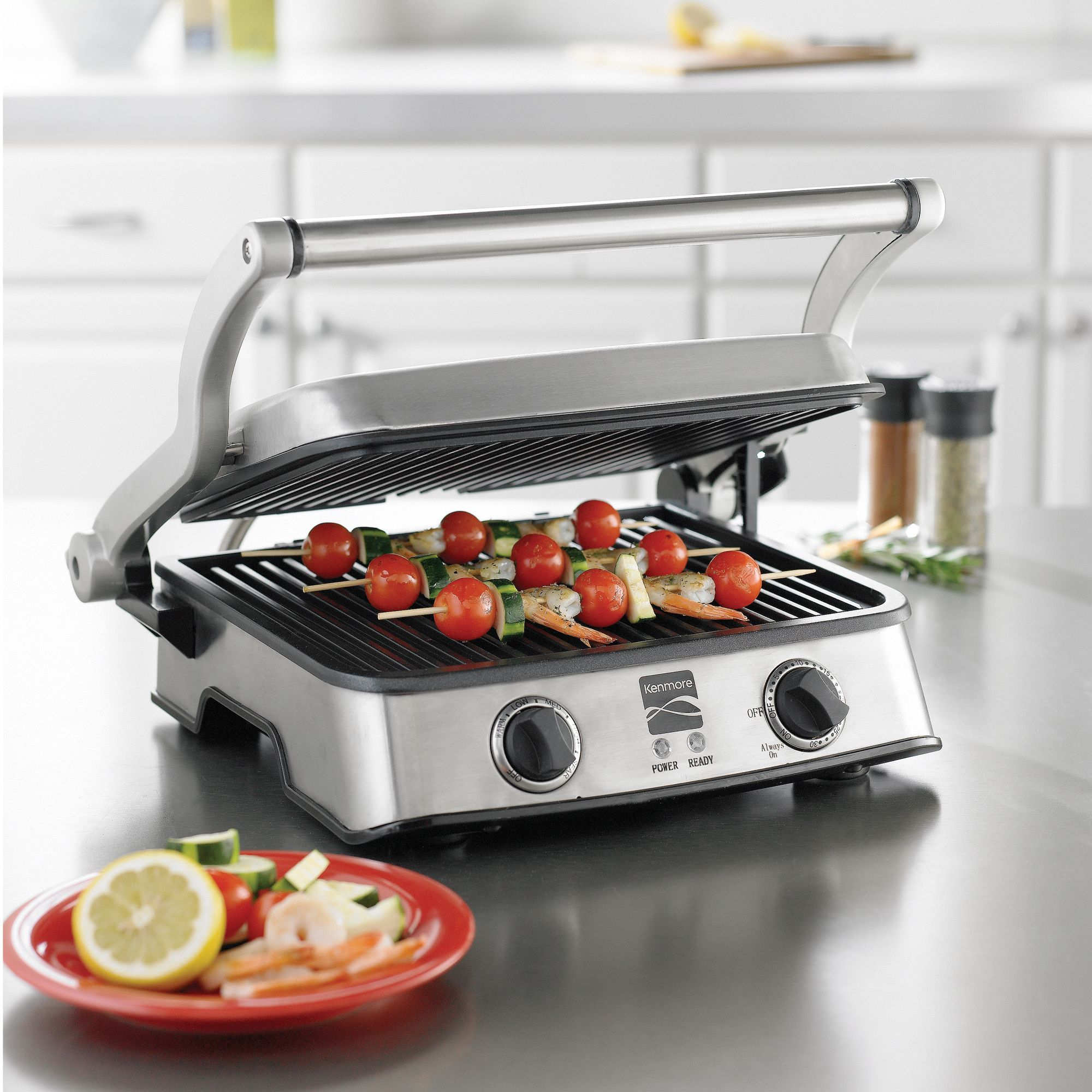 Food Network Grill And Griddle Set
