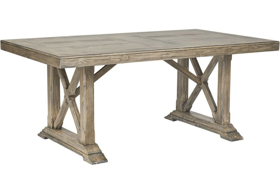 Bristow Charcoal Rectangle Dining Table Dining Tables Colors Rectangle Dining Table Pub Table Sets Dining Table